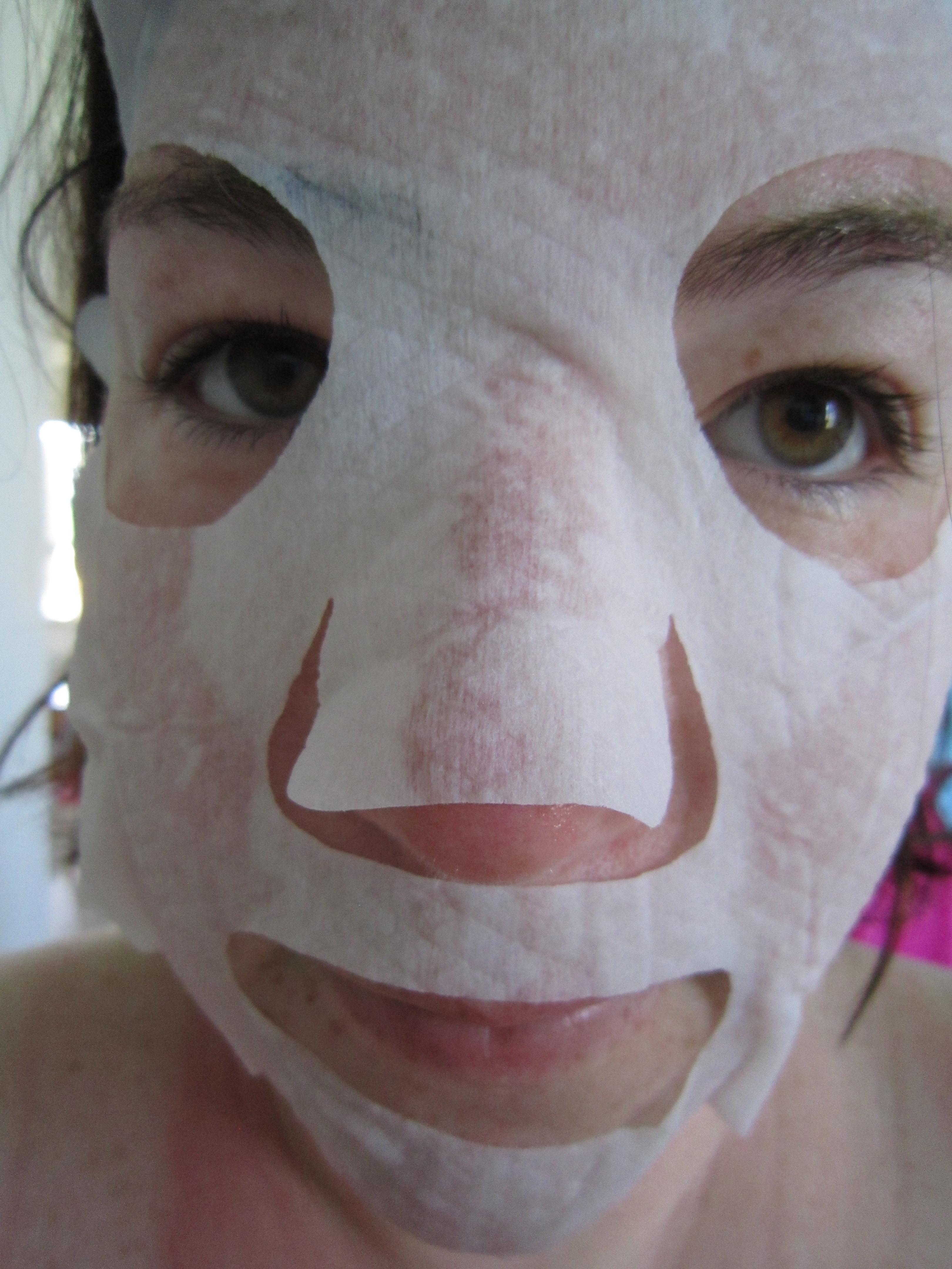 masque anti ge l acide hyaluronique de planter s dans le placard de dame renard. Black Bedroom Furniture Sets. Home Design Ideas