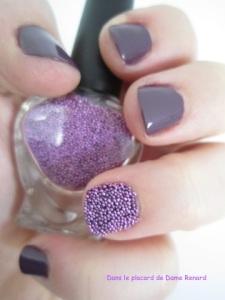 manicure caviar Claire's