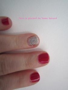 Ma manicure de la St Sylvestre 2012