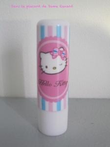 Baume à lèvres à la fraise Hello Kitty