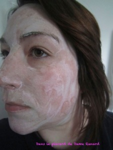 Vivre ses 30ans: le masque par Fun'Ethic