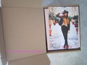 Glossy box d'avril: Femininity Booster
