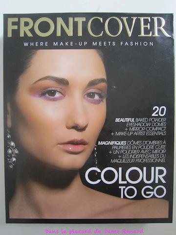 Coffret Colour to go de Front Cover