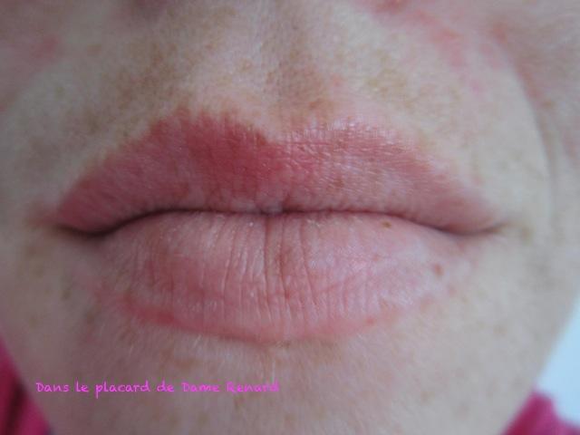 Baume à lèvres de jus nu