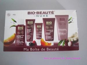 Ma boîte à beauté Bio-Beauté by Nuxe