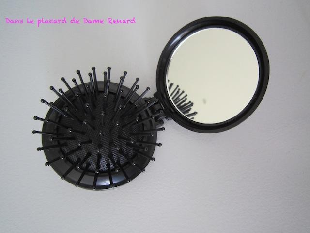Défi du lundi: les miroirs de poche