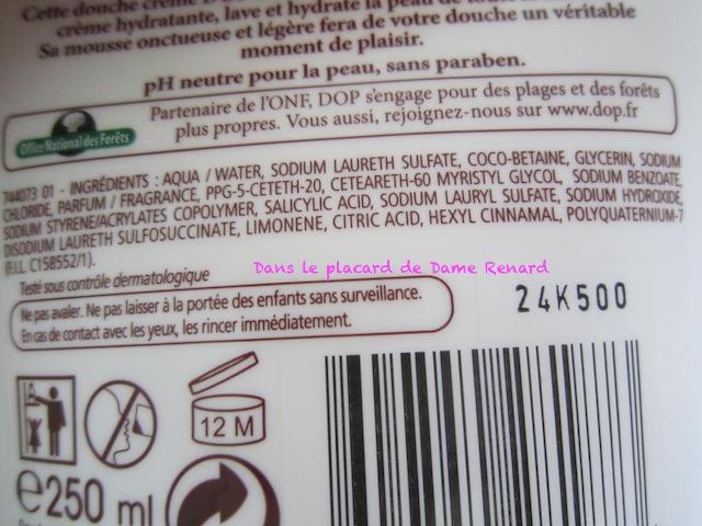 Douche Creme Douceurs D Enfance Au Parfum De L Authentique Madeleine