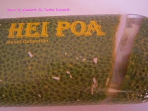 Monoï Pamplemousse de Hei Poa