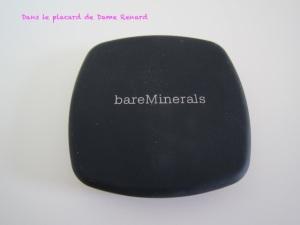The Hot Pursuit: Mon 1er Fard à paupières Bare Minerals