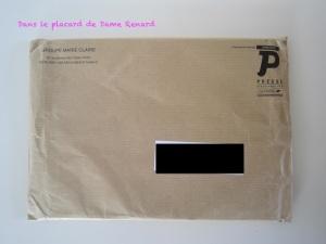 Dans ma boîte aux lettres #33