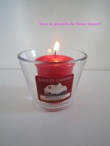 Ma commande Yankee Candle chez Pier Import