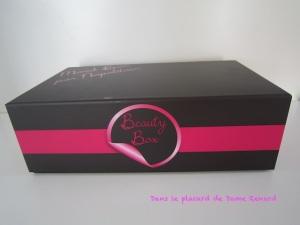Mood Box: Beauty Box par Napolitain