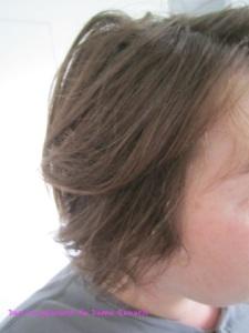 cheveux avant