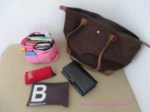 Défi du lundi: le sac à main