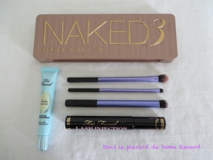 Jeudi coquetterie:  Mes indispensables Make up