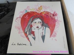 Ma boîte à beauté: La bohème