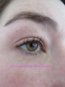 2 couches Lash Injection, un mascara Too Faced