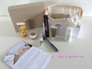 BirchBox: Working Girl Septembre 2014