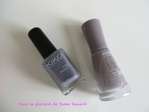 Défi du lundi: nude story #2: Les ongles
