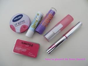 Défi du lundi: nude story #3 les lèvres
