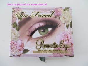 Palette Romantic Eye Too Faced