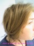 Cheveux avant Aussie