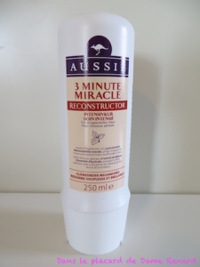 Le soin 3 Minute Miracle Recontructor