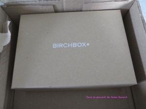 BirchBox: Airlines (avril 2015)