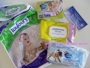 produits finis bébé #1