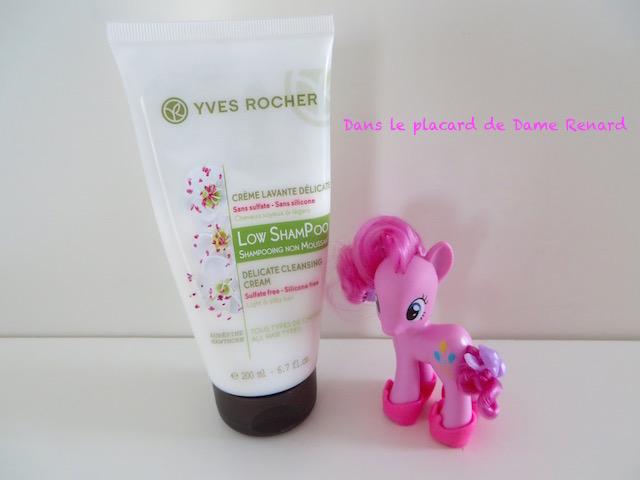 Low Shampoo Yves Rocher