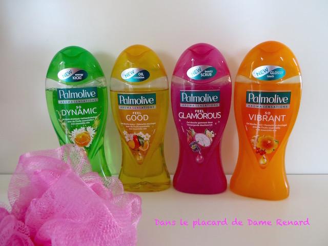 aroma sensations Palmollive