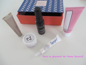 Birchbox: From US with love (septembre 2015)