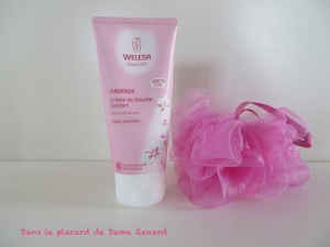 Crème de Douche Confort Amande Weleda