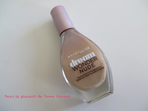 Dream wonder nude Maybelline