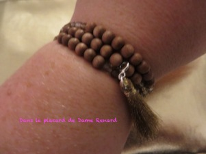 Bracelet Lucky team