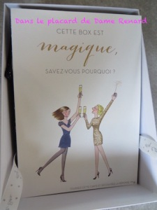My little Magique box