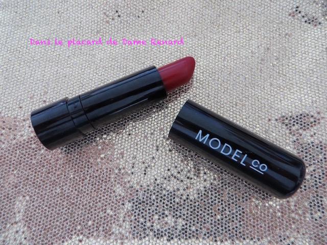 Lipstick Color Essentials teinte Smitten Model Co