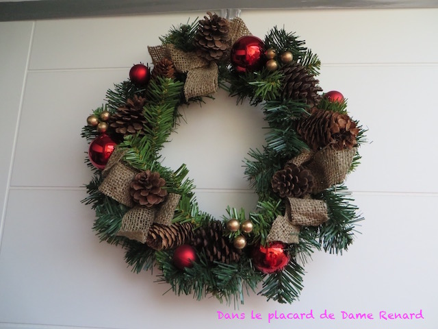 Tag de Noël (ou Christmas tag)