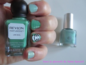 NA: verts, rayures et water décal pandas