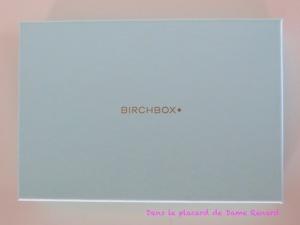 Birchbox: Nouveau départ (janvier 2016)