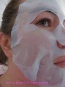 Masque bio-cellulose SOS ECLAT Barbara Gould
