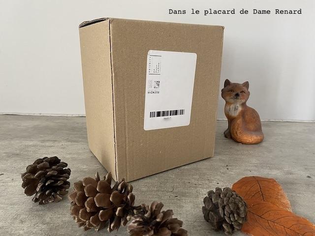 My little box cocoon octobre 2020