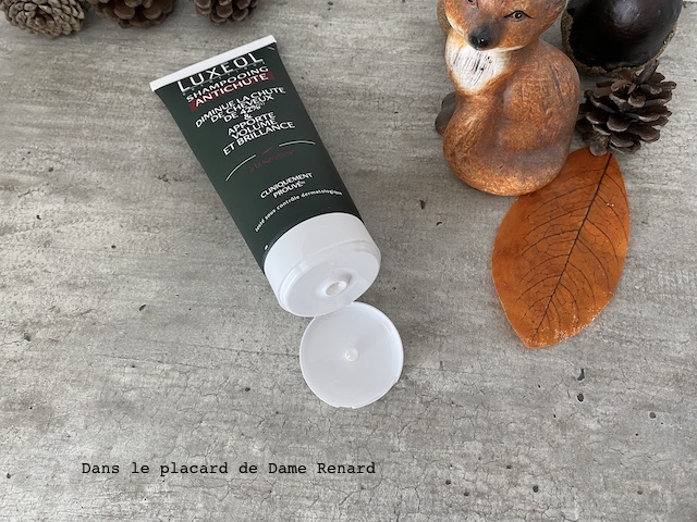 shampooing antichute Luxéol
