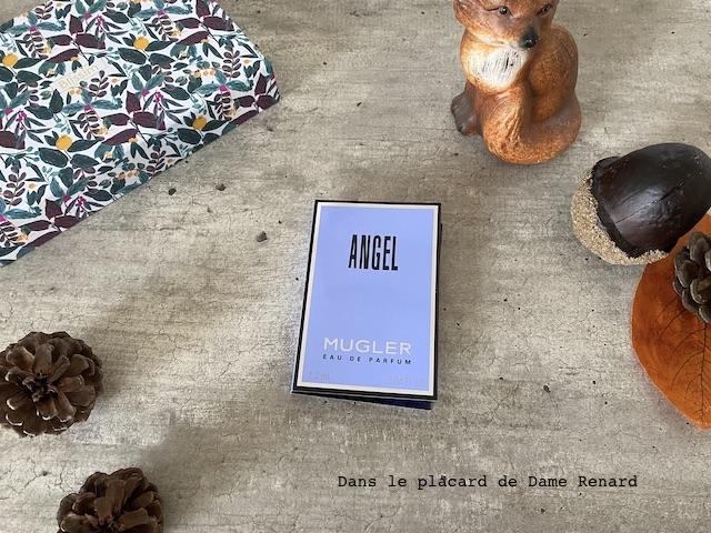 eau de parfum angel mugler Blissim pépites d'automne novembre 2020