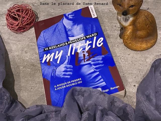 My little lie Vi Keeland et Penelope Ward édition Hugo Roman