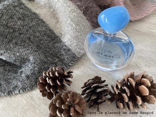 Eau de parfum Ocean di Gioia Giorgio Armani