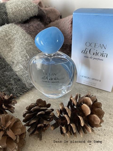 eau de parfum Ocean di Gioia Armani