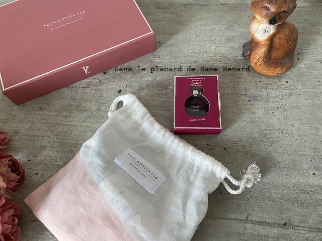 eau de parfum mademoiselle rochas Rochas Couture Prescription Lab novembre 2020