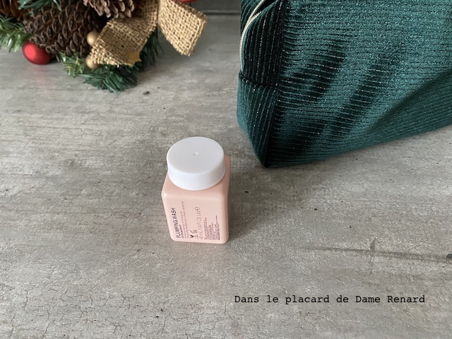 shampooing plumping wash Kevin Murphy Blissim It's a christmas story décembre 2020