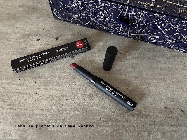 Stylo à lèvres Nuit et jour P. Lab Beauty, teinte Red Poppy